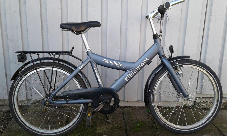 Drengecykel, citybike, Kildemoes