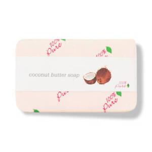 100-Pure-Coconut-Butter-Soap-4-5-oz-Rare