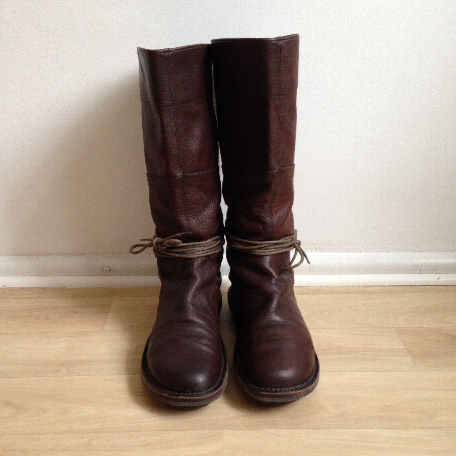 Trippen Schuhe  Mexico  khaki, Damen, Gr. 40