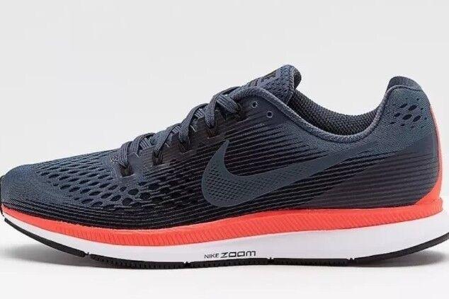 Nike Air Zoom Pegasus 34 34 34 bluee Fox Black Crimson Mens Bnib 880555 403 runnin a23f77