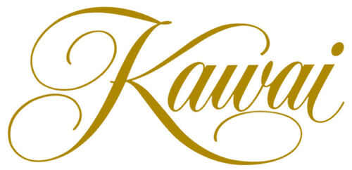 #502420- Case Decal Regular Gold or any solid color in Brass Color Kawai