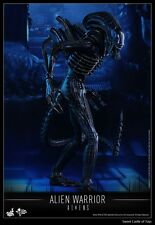 "1/6 Hot Toys Aliens - MMS354 14"" Alien Warrior 2.0 Collectible Figure In Stock"