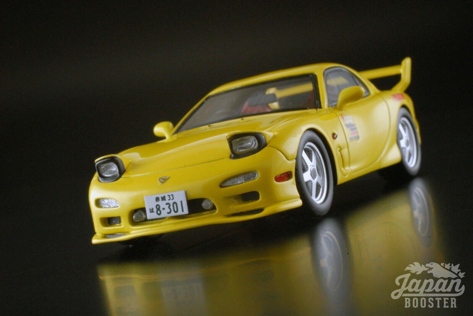 [Modeler's 1 43 MD43226] Initial D Mazda RX-7 FD3S Legend3 (Keisuke Takahashi)