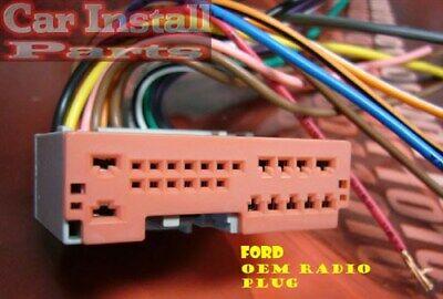 Estoque de Ford OEM rádio WIRE HARNESS Plug 2004-2010 | eBay | Ford Factory Radio Wiring Harness 2004 |  | eBay