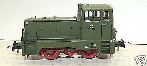 Brawa Ho 42602 Diesel Locomotive German Military No 53 Nip