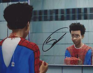 Shameik-Moore-Signed-8x10-Photo-Spiderman-Spiderverse-EXACT-PROOF-4
