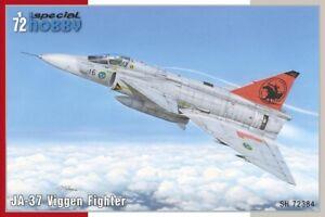 Special-Hobby-100-SH72384-1-72-JA-37-Viggen-Fighter-Neuf