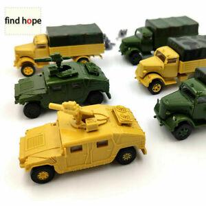 1-72-M35-Truck-BTR-80-M1046-KFZ-305-BLITZ-Military-Vehicles-Model-Plastic-Kit