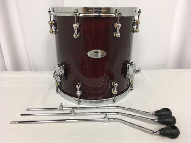 Pearl Reference Pure 14 X 14 Floor Tom Wine Red Finish 100 New