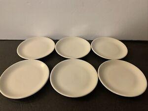 6-Vintage-Buffalo-China-5-5-Dishes-Restaurant-Ware-Small-Plates