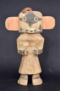 Poupee-statue-doll-034-kachina-034-Hopi-style-Arizona-Etats-Unis-Amerique-29