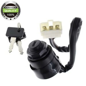 4000//4010 Carbpro Ignition Switch 27005-0011 for Kawasaki Mule 600//610