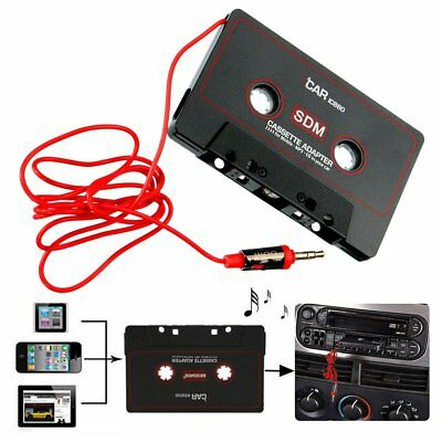 Philips MP3 Cassette Tape Adapters For Ipod Player Iphone Lot of 4 ORIGINAL
