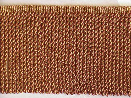 """GREAT PRICE for Soft 7/"""" Bullion Fringe Trim BTY ~ CHOICE of COLORS ~ Upholstery"""