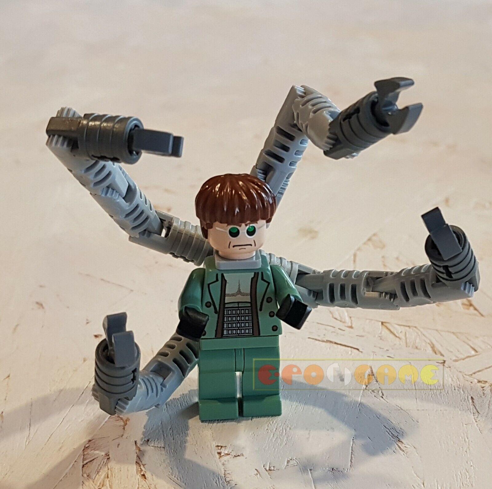 LEGO SPD026 - DR. OCTOPUS DOC OAK - Set Spider-Man 4854 - OTTIMO USATO GU