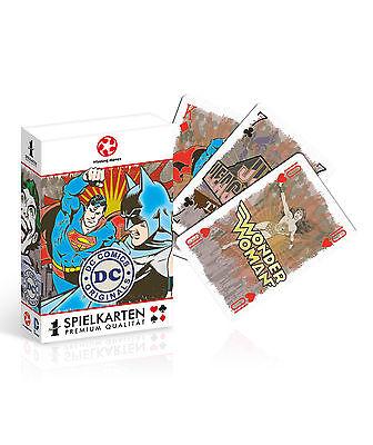 DC ORIGINALS Skat Poker usw Win.Moves 30522 - NEU Number 1 Spielkarten