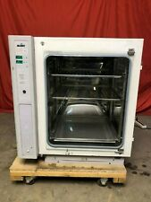Nuaire Co2 Water Jacketed Incubator Missing Door And Cosmetic Damage