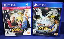 Naruto Shippuden Ultimate Ninja 4 - PlayStation 2 for sale online | eBay