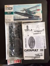 Hesegawa - Vintage Model Aircraft Catapult with Alf - Kawanishi - Type 94-1