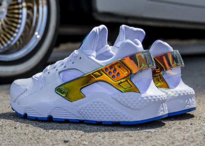 Nike Air Huarache Run PRM QS Lowrider Nice Kicks Comfortable Great discount