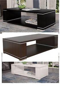 lila couchtisch kaffeetisch beistelltisch in weiss. Black Bedroom Furniture Sets. Home Design Ideas