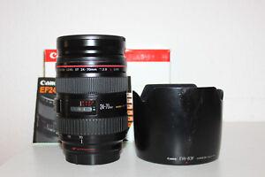 Canon-EF-24-70mm-f-2-8-L-USM-Objektiv-1-jahr-Gewaehrleistung