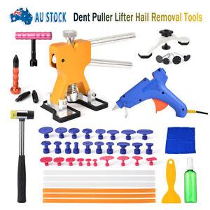 Car-Paintless-Dent-Puller-Slide-Hammer-Repair-Tabs-Removal-Tool-Hail-Kits-AUS