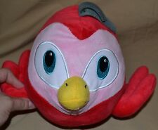 "8"" Red Luv Love Bird Plush Dolls Toys Stuffed Animals 2013 N.E.N. Character WB"