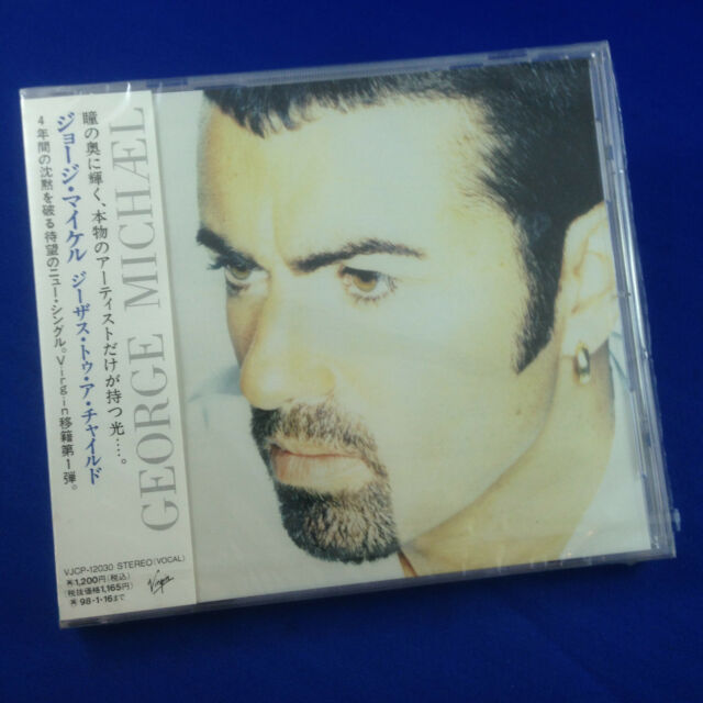 GEORGE MICHAEL: Jesus To A Child EP ULTRA RARE JAPAN CD 1st ISSUE OOP 1996