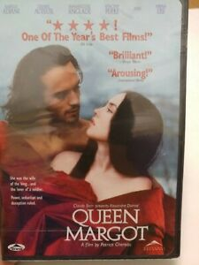Queen-Margot-DVD-2003-Isabelle-Adjani-French-w-English-subtitles-Sealed