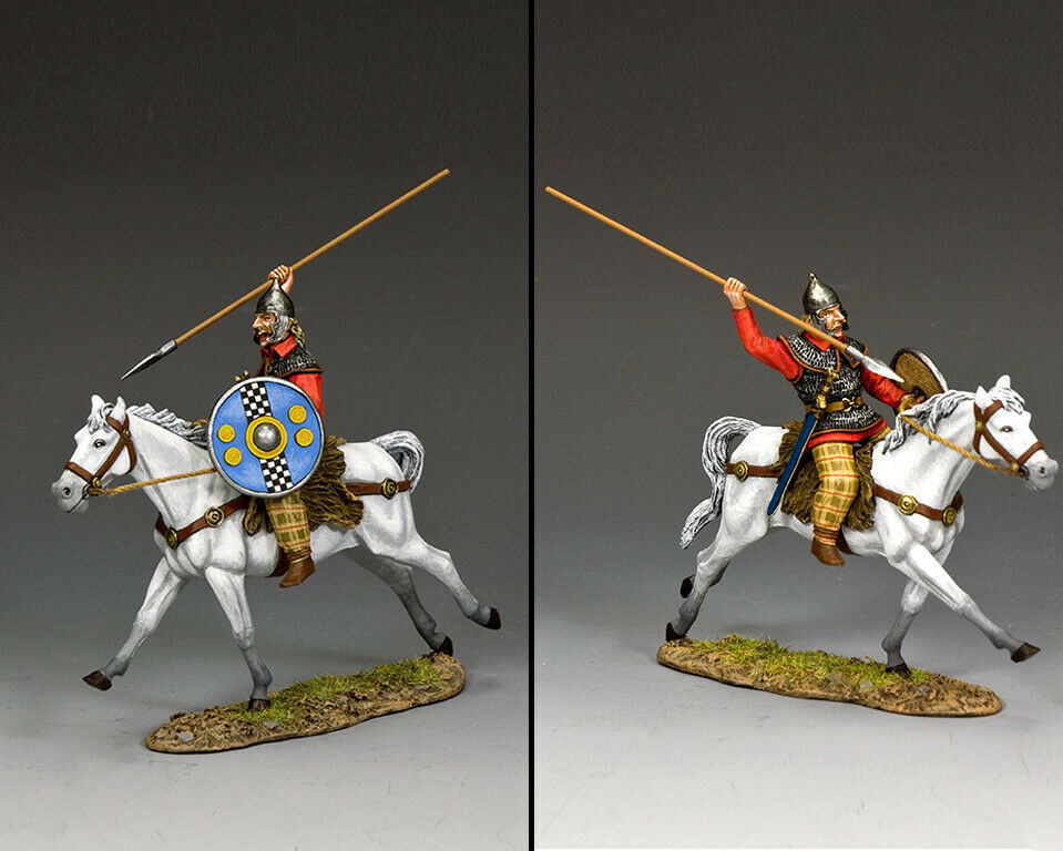 KING & COUNTRY ROMAN EMPIRE RNB034 THE GALLOPING GAUL MIB