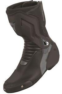 Bottes-de-moto-Dainese-034-Nexus-034-gr-45-couleur-noire-anthracite-Raceing