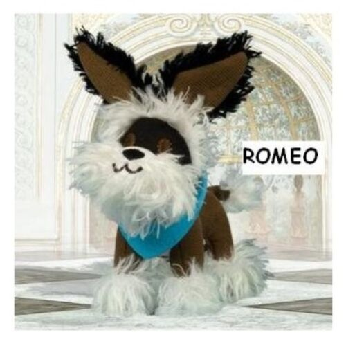 ROMEO Hotel Dogs Happy Meal Toy #6 New in Package Sealed McDonald's 2009