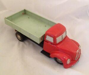 Blechauto Lastwagen Laster Lkw Blechspielzeug