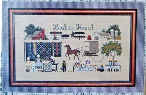 Told in a Garden Amish Cross Stitch Charts Marilyn Leavitt-Imblum YOU CHOOSE