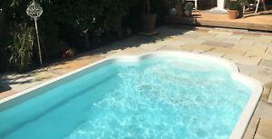 Das Bild Wird Geladen Einbaupool Komplettset GFK Schwimmbecken 5 0 X 2