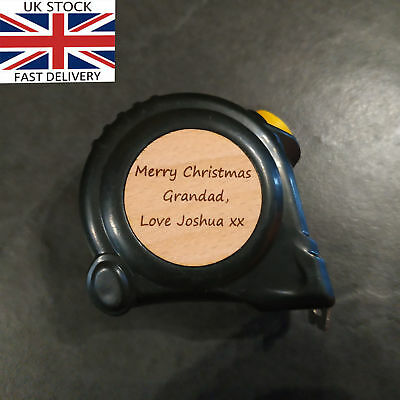 gift plumber fathers day gift joiner builder Personalised diy dad tape measure personalised tradesman gift daddy grandad