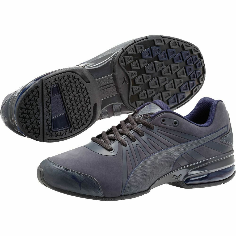 PUMA Men's Cell Kilter Cross-Training shoes - Grey sz 10.5 New