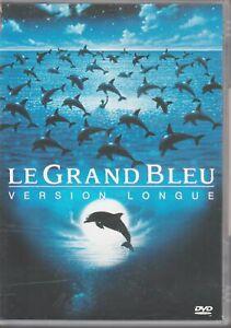 Le Grand Bleu Dvd V. Longue Luc Besson Jean Marc Barr Reno Rosanna Arquette