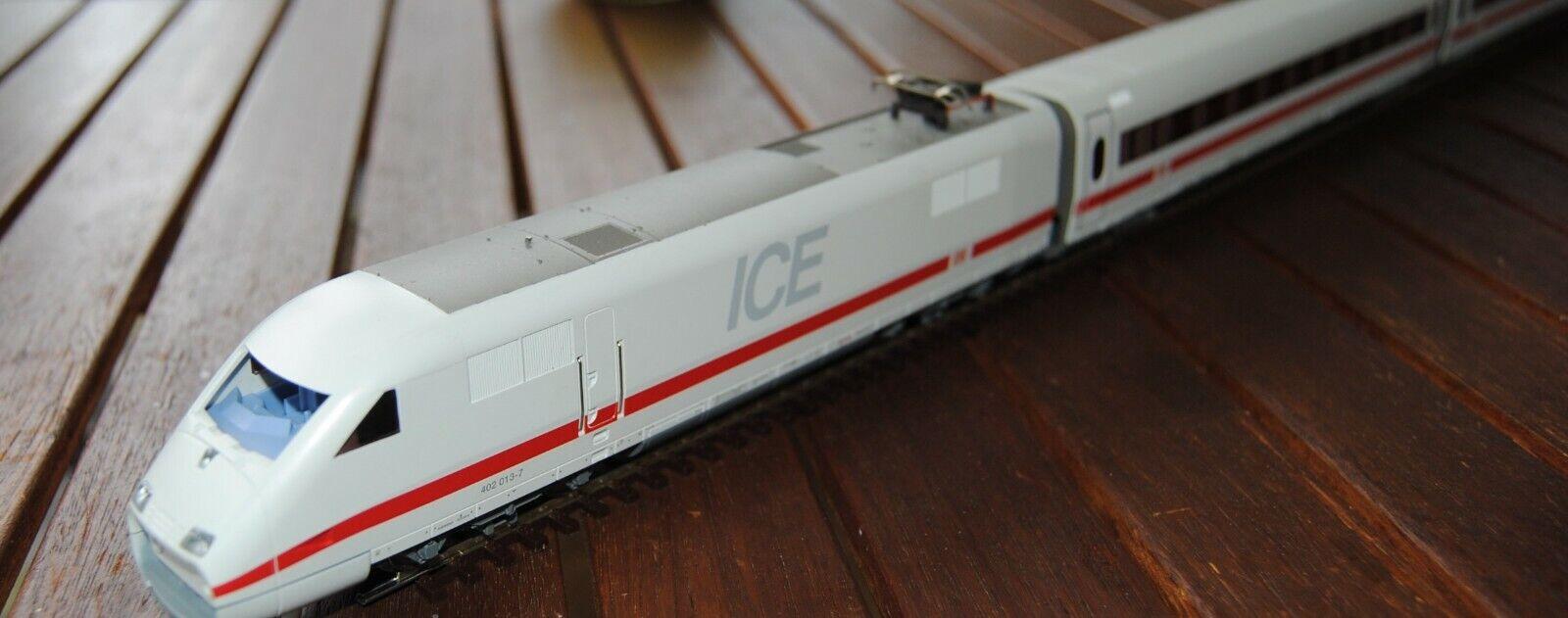 Märklin 36712 Hochgeschwindigkeitszug ICE 2 der DB AG Digital+Sound NEU OVP
