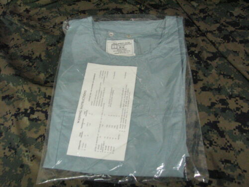 US military issue dress womens cotton poly 46-48 VIETNAM medical patient NIP