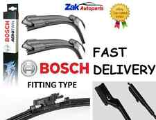 AUDI A3 + S3 + SPORTBACK (2004-) ALL MODELS FRONT WIPER BLADES BOSCH AEROTWIN