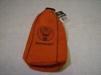 Jagermeister 750ml Bottle Stay Cool Pack Cover / Hunters Blaze Orange /new W/tag