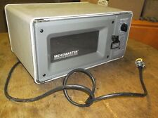 MENUMASTER Commercial Microwave Oven Sand-7d Gsand-7d.a 12.2a 120vac