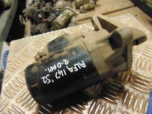 Chrysler Voyager 2.0 Petrol Manual Starter Motor 0001107064