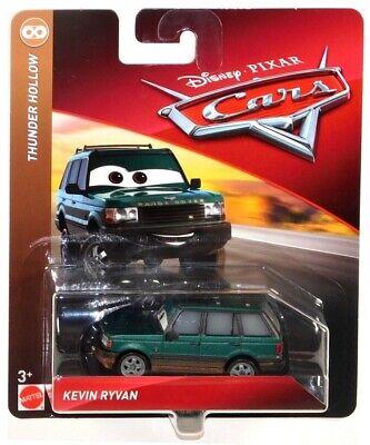 Mattel Disney Pixar KEVIN RYVAN CARS 3