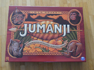 das Brettspiel NEU// originalverpackt Jumanji