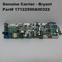 Genuine Carrier - Bryant 17122500a00322 Main Control Board
