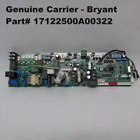 Genuine Carrier - Bryant 17122500a00322 Main Control Board