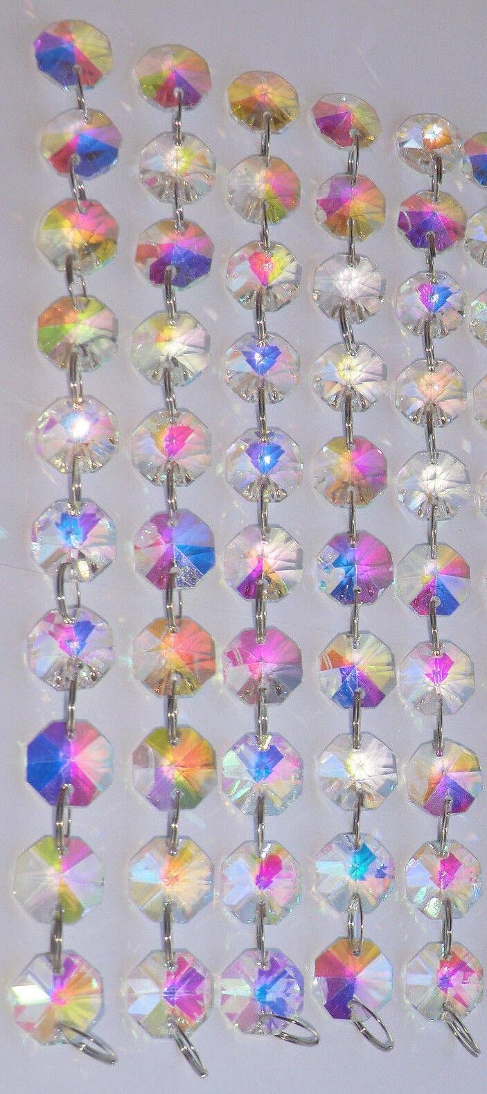 Ab Aurora Aurora Aurora Borealis Kristallglas Kristallen Kronleuchter Tropfen Ersatz Licht b8a862